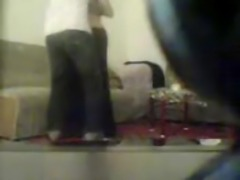 Cheating persian wife gets caught on hidden c
