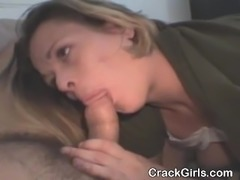 Blonde Street Whore Talking White Sucking Dick Point Of View