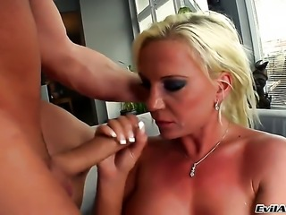 Markus Waxenegger gets her ass way used before getting orgasm