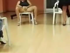 Masturbating lessons