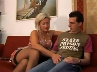 hot italian mom