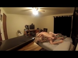 Red Files: Fingers Pussy Then Fucks Her