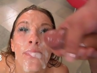 Megan Rain Cumshot Compilation HD - Part 2