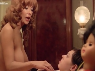 Lina Romay lesbo scenes compilation Vol. 2
