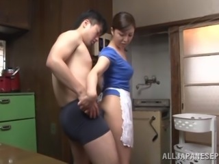 Sayura is the perfect Nippon housewife! She's great in the kitchen and when...
