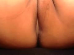 crossdresser pantyhose pussy closeup 002