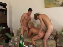 mature gangbang part 1