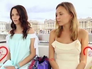 Orgasm World Championship: Katya Clover VS Ariel (Lilit A).
