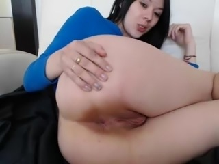 Gorgeous ATM toy and Fart