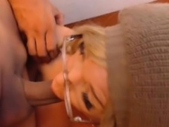 Huge Tits Tranny Gets Fucked By a Huge Cock