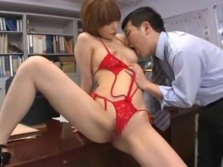 Yuria's newest partner gives her a bonking of her wildest dreams