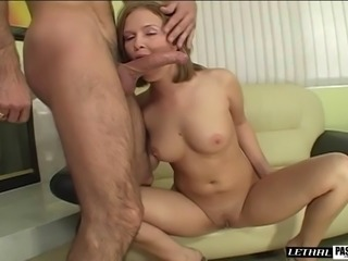 Sasha Knox looks absolutely mind-blowing and should have anal sex