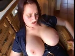 Swedish big tits michelle with bbc