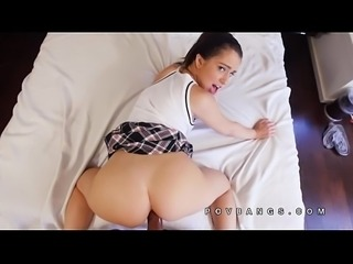 Joseline Kelly great view of her fuckedr doggystyle POV fucking3