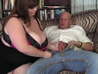 Elegant bbw with big ass getting penetrated hardcore from different angles