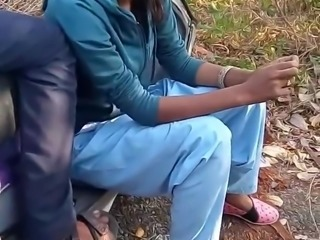 desi girl enjoying with friends ( No Nudity )