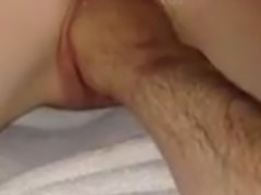 Amateur Wife Hard Fisting with Multiple Orgasms