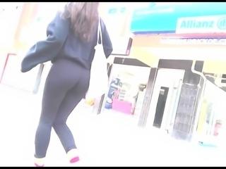 fit ass turkish teen