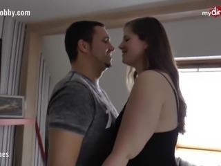 My Dirty Hobby - Amateur Julia-Jones surprise sex