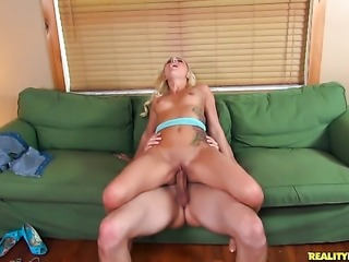Tattooed whore Charli Shiin with big