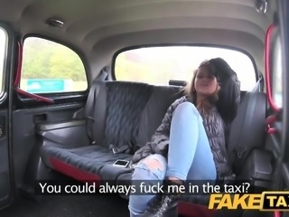 Fake Taxi Divorced lady gets taxi fucking