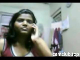 muscular hyderabadi girl riya showing her tits on cam