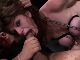 BDSM Humiliation For Cute Dillon Carter