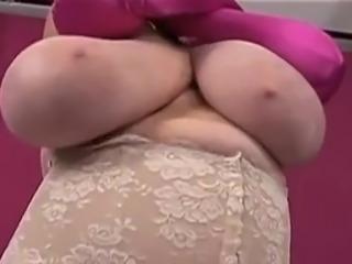 Natural big boobs