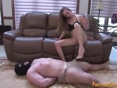 Mistress Emily femdom punishment