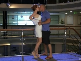 Tarra White is an elegant chick who likes to fuck hard