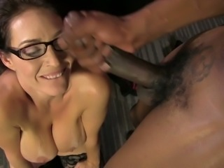 A good office slut like Charlee Chase is always down to fuck