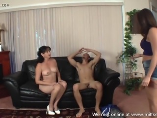 Making a horny Mom proud by fucking her