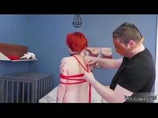 Russian foot domination first time Analmal Training
