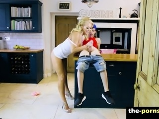 Rebecca Jane Smyth Spanking Best Friends Mom