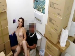 Beautiful amateur brunette with huge tits first time I mean it weight