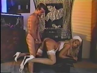 Big titted nurse gets banged