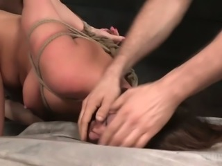 Maddy O'Reilly is getting dicked like the insatiable cock whore she is