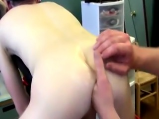 Gay fantasy fisting hard first time First Time Saline Injection for Ca