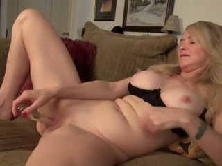Old but hot mature housewife and mother