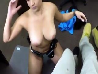 Ebony sucking public xxx Fucking Ms Police Officer
