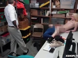 LP Officer stuff his cock on Joseline Kellys twat
