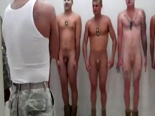 Real soldiers army boys jacking masturbation gay first time The Hazing