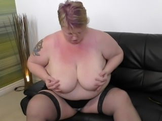 huge and horny