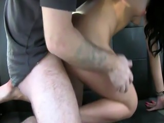 British whore rimming a horny cabbie