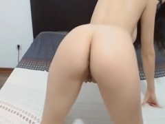 Horny Babe Gets Pussy and Anal Fucked