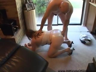 Big Butt Anal MILF PAWG