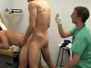 Gay boy having sex at doctor offices movie Getting on my