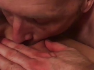 Eating my wife's pussy