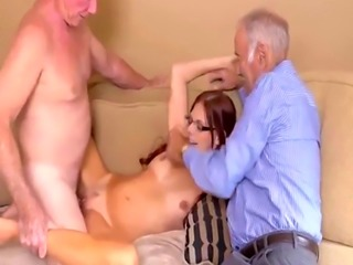 Old men anal Frannkie And The Gang Take a Trip Down Under