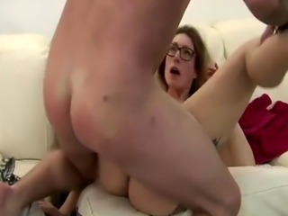Tattooed Alyssa Divine got fucked hard